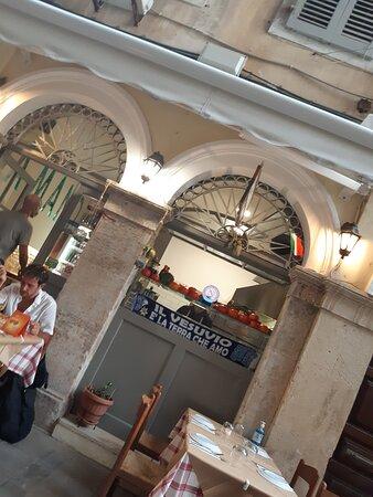 Best meal in Corfu