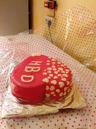 Maiduguri, Nigeria: The cake