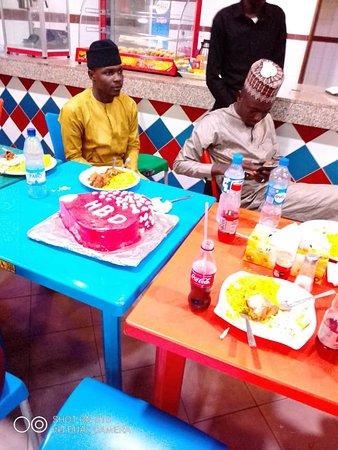Maiduguri, Nigeria: Friends and family