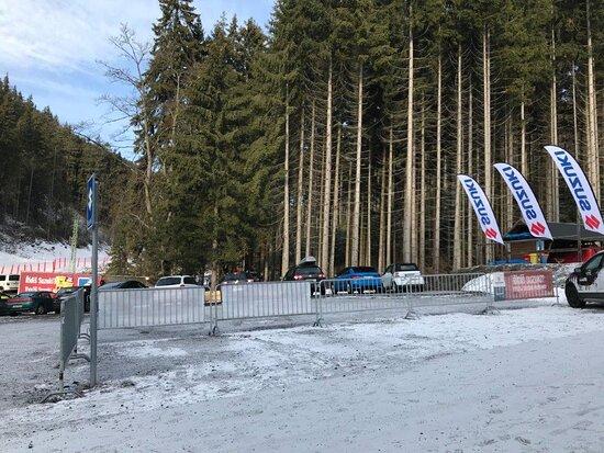 Vejprty, Τσεχική Δημοκρατία:  Skiareal Novy Klinovec