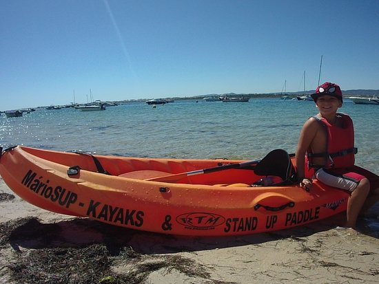 MarioSUP - Kayak & Stand Up Paddle Tours