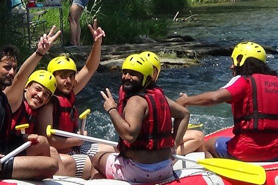 Antalya Rafting Köprülü Kanyon
