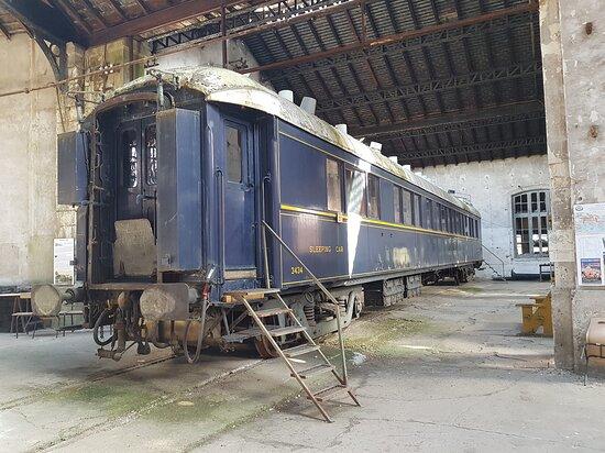 Rotonde Ferroviaire de la Vallee du Loir