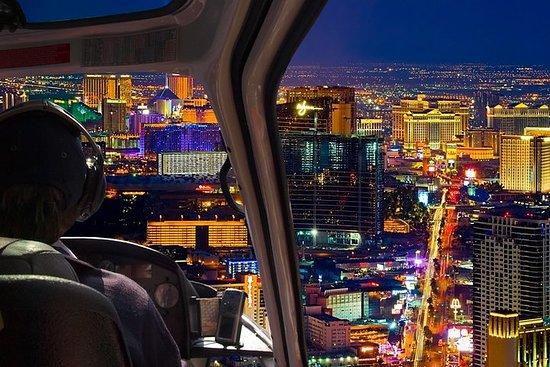 Las Vegas Helicopter Night Flight...