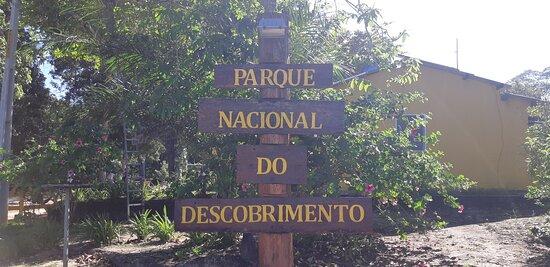 Prado, BA: Área de acesso principal ao Parque Nacional do Descobrimento. Autoria: Marcos Nunes