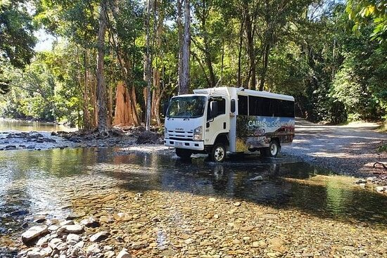 Tour di Cairns a Cooktown 4WD