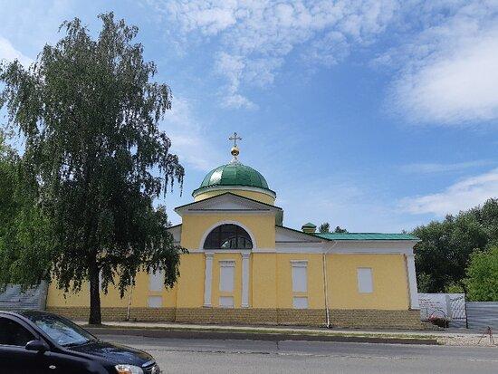 Temple-Chapel of St. Nicholas the Wonderworker