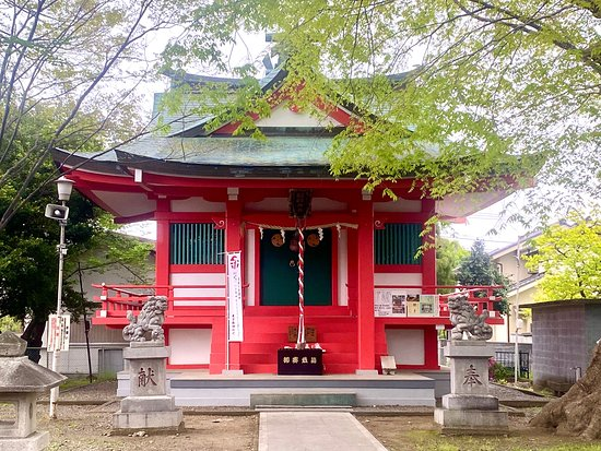 Wakamiya Atago Shrine