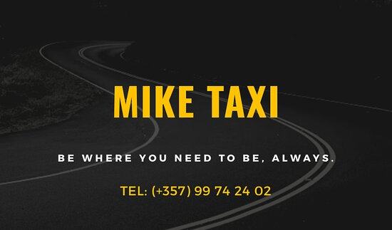 Mike Taxi
