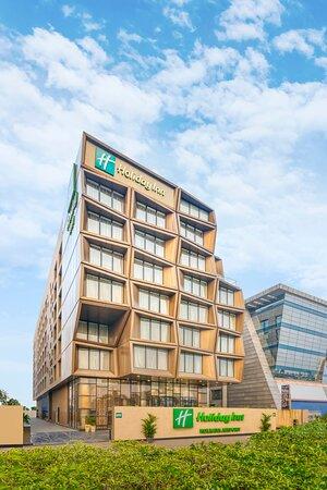 Hotel Exterior - Foto Holiday Inn Kolkata Airport, Kolkata (Kalkuta) - Tripadvisor
