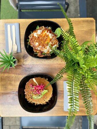 Pokebowl - Hotbowl - Burger de Pancake salé - Restaurant Bayonne - California Café Bayonne - Livraison Uber Eat