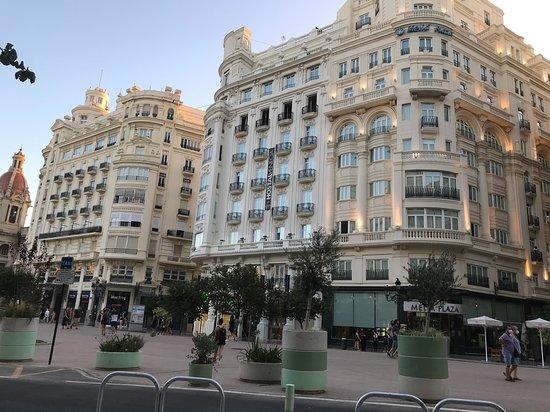 Venecia Plaza Centro, hoteles en Valencia