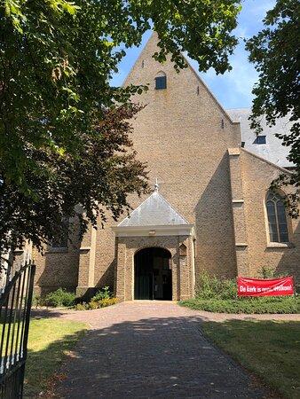 Grote of St. Odulphuskerk in Yerseke