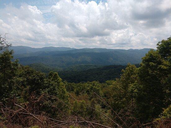 Huntsville, TN: View