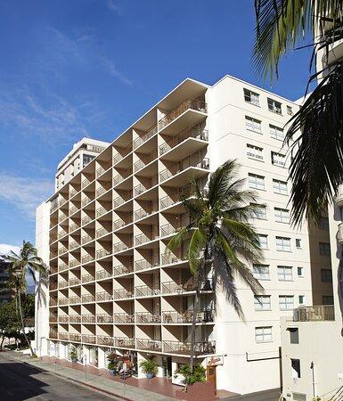 Pearl Hotel Waikiki, hoteles en Honolulu