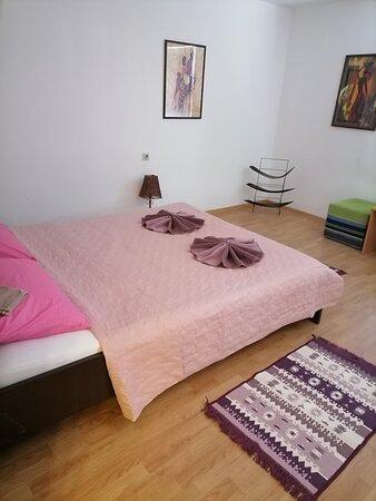 Negotin, Σερβία: Spavaca soba sa francuskim lezajem.