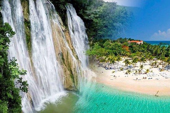 El Limon Waterfall & Cayo Leventado Tour