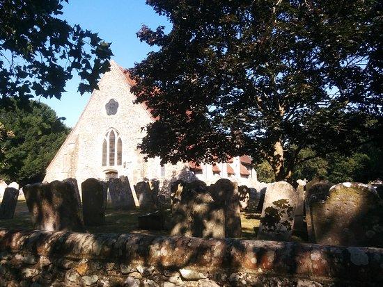 St Thomas A Becket C of E Church, Warblington