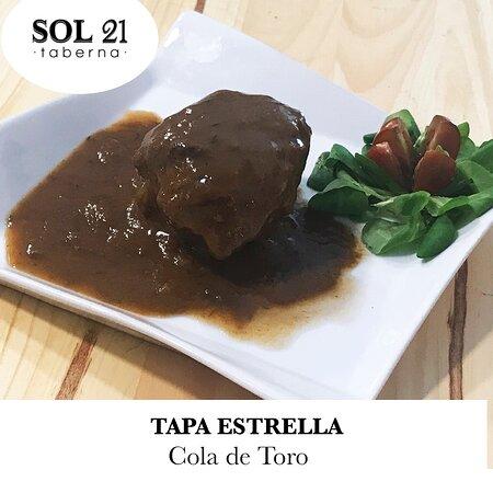 Taberna Sol 21: Cola de Toro