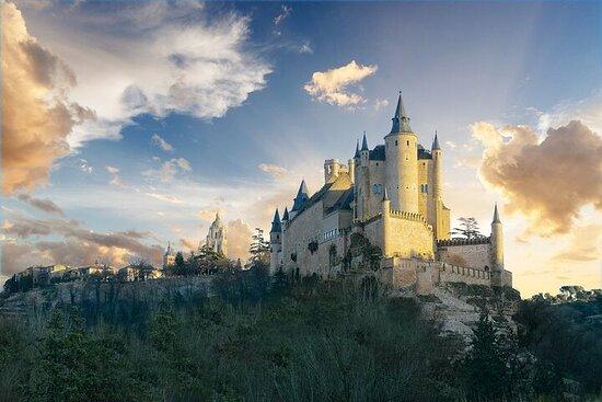 Avila en Segovia Tour vanuit Madrid met ...