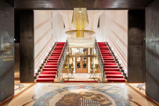 Mosaic House Design Hotel, hôtels à Prague