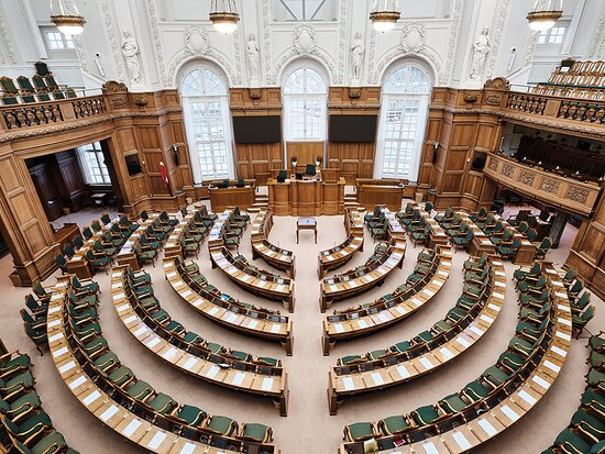 The Danish Parliament