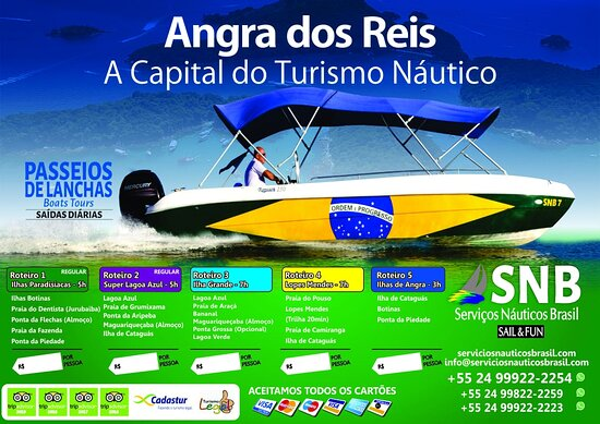 Servicios Nauticos Brasil