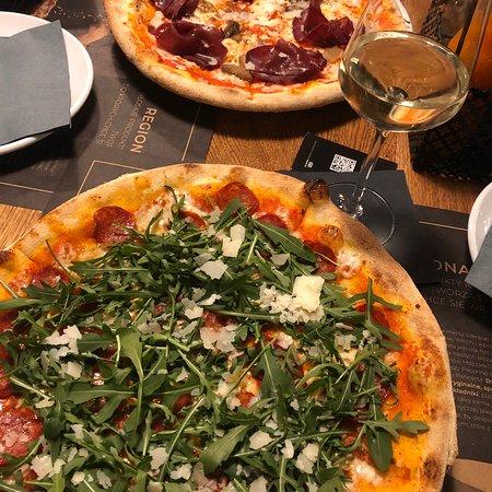 Ulubiona pizza!