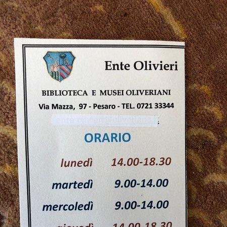 Biblioteca Oliveriana