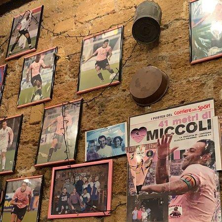 Cenare con il Palermo calcio