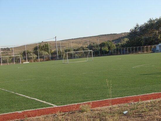 Bozcaada 20 Eylul Futbol SahasI