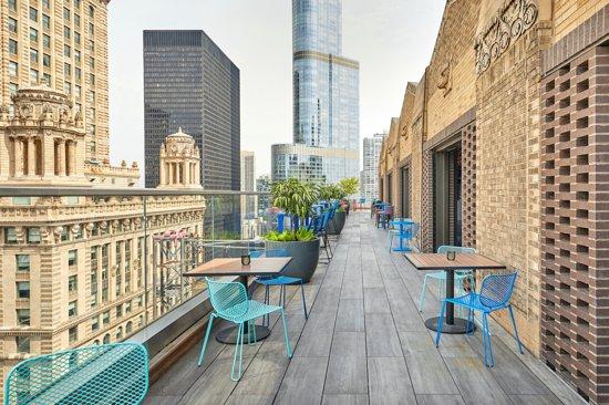 Cerise Rooftop