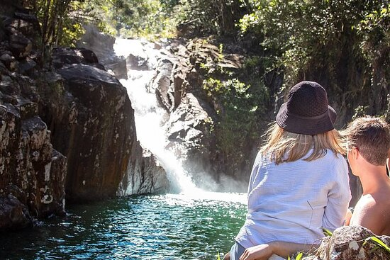 Chasing Waterfalls in the Whitsunday's...