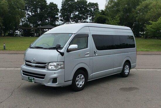 Private Transfer from Komatsu Airport to Kanazawa