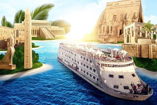 為期7天的開羅之旅,為期5天的尼羅河遊船之旅