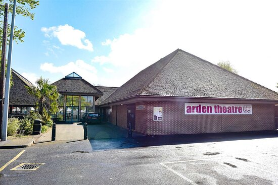 Faversham, UK: The Arden Theatre as viewed from outside.