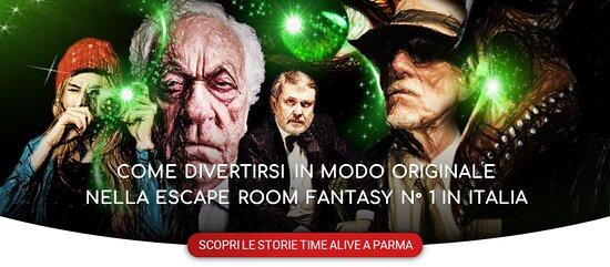 Time Alive Escape Room