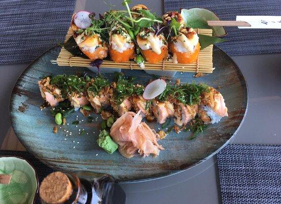 Probablemente el mejor sushi de Canarias