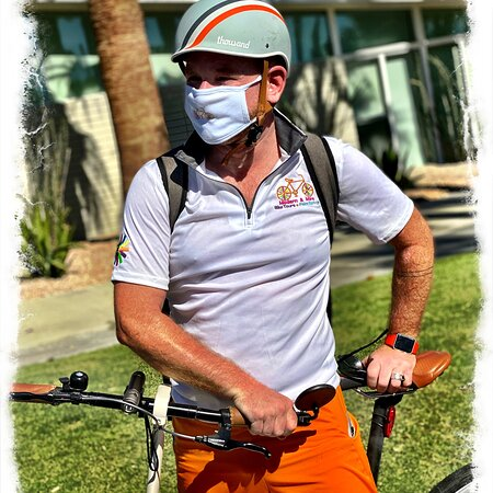 Modern & More Bike Tours Palm Springs