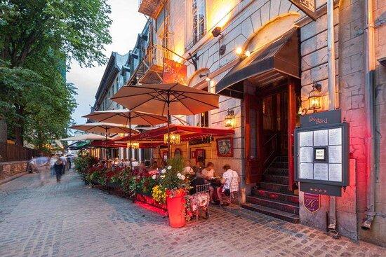 Auberge Place D'Armes, hôtels à Québec (ville)