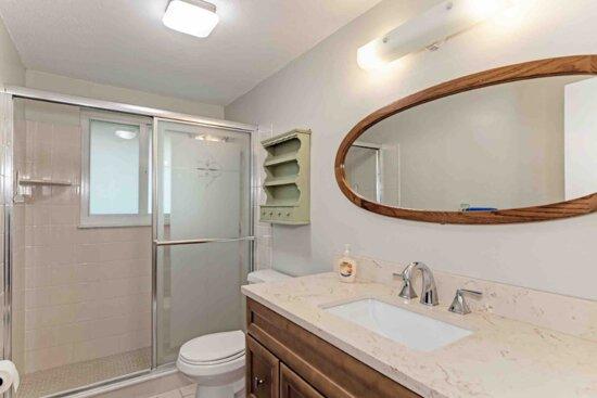 South Venice, Flórida: Master Bathroom