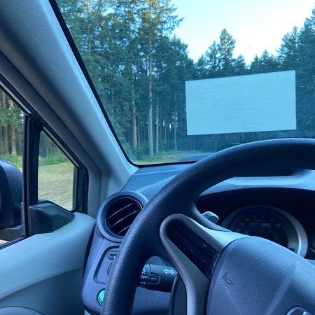 Wheel-In-Motor Movie Drive In
