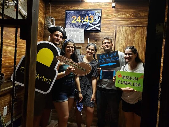 Escape Room Rocky Point