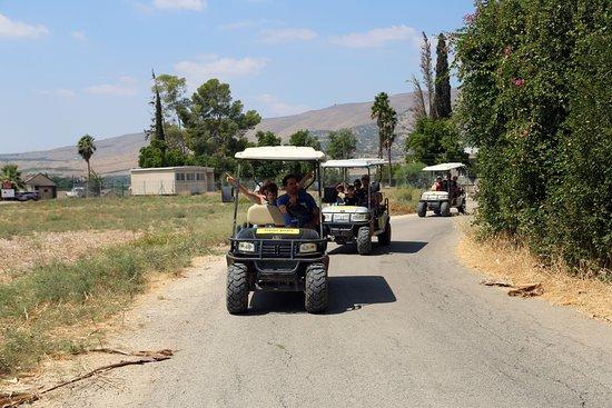 Northern District, Izrael: חוזרים לג'נגל כיף