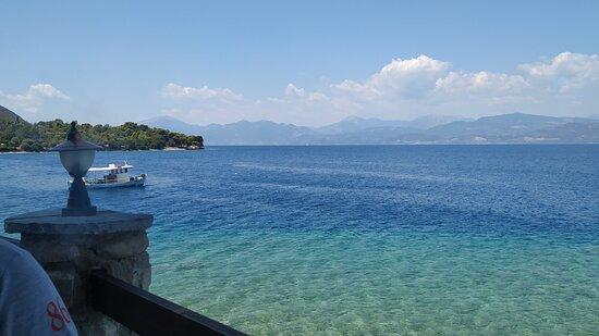 Lampiri, Greece: θέα.