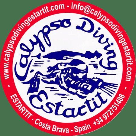 L'Estartit, Spanien: Logo Calypso Diving Estartit