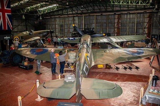 Spitfire Visitor Centre - Hangar 42
