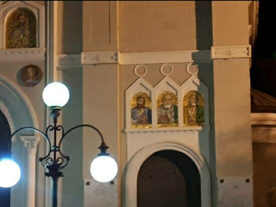 Santuario di San Paolo alla Rotonda