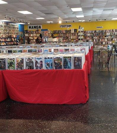 Telegraph Arts & Comics