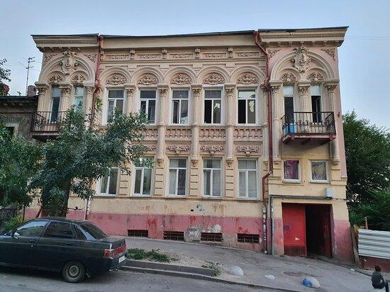 The Apartment Building of Stepan Akimov